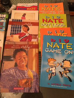 Williams Family Books