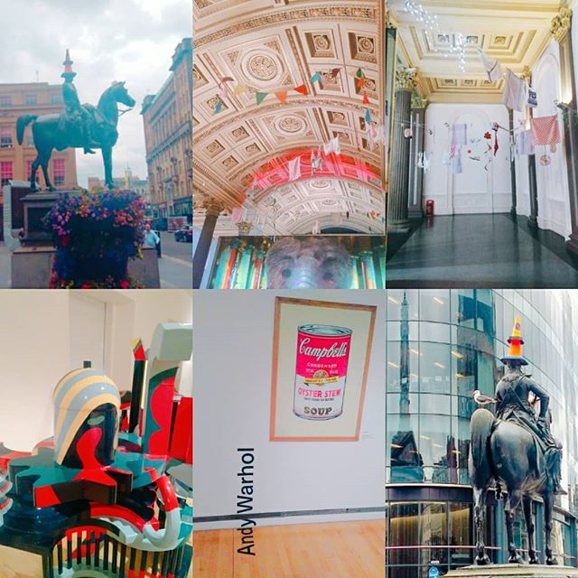 Went to _glasgowgoma today for a look around between shopping. ._._