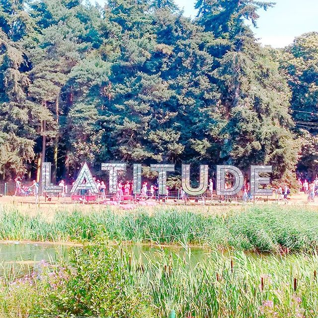 Having a brilliant time at _latitudefest more pics to come, but want to enjoy the fest first, insta later. ._._