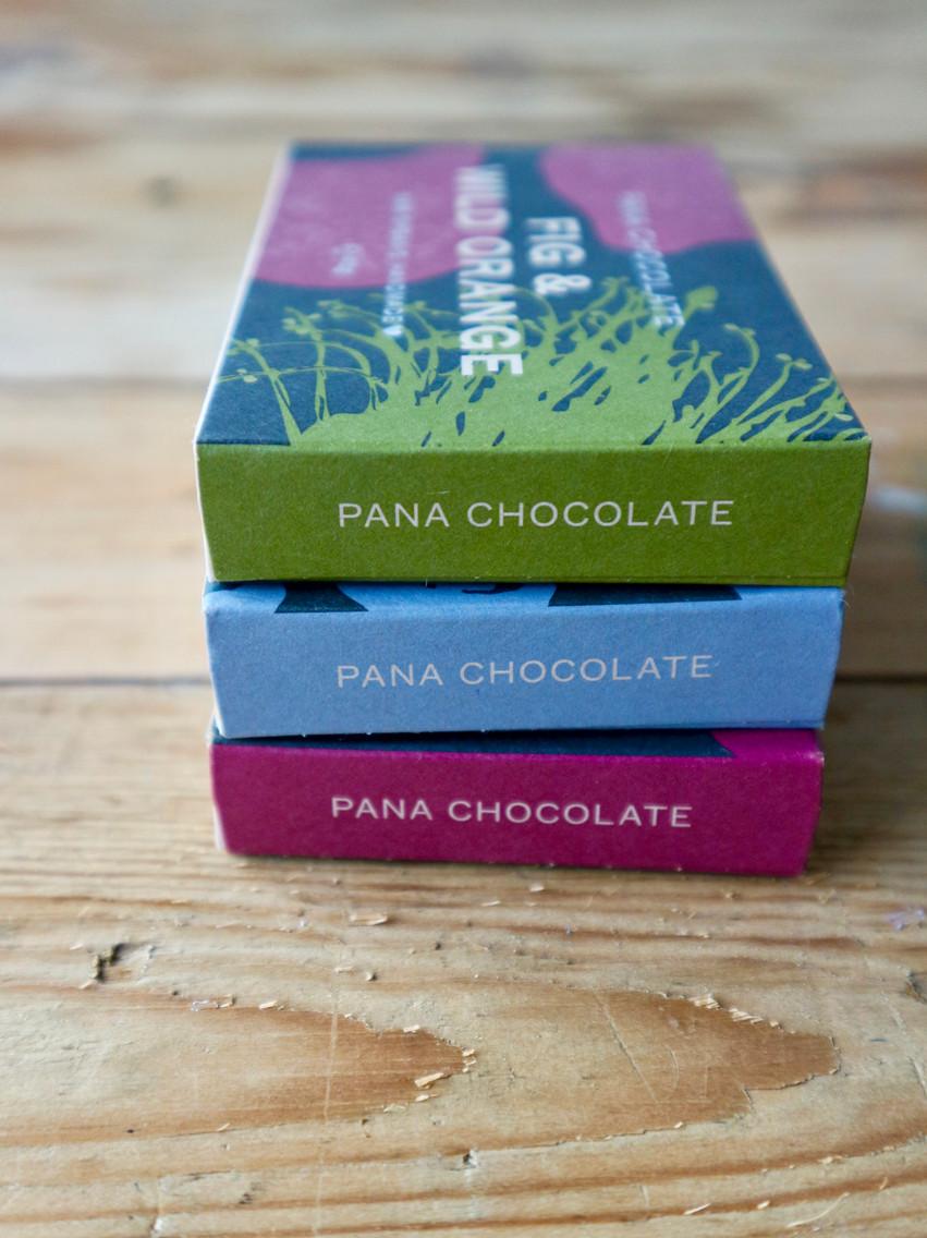 pana chocolate, chocola, handmade, fairtrade, biologisch, rauw, vegan, glutenvrij, suikervrij, review, recensie, smaaktest