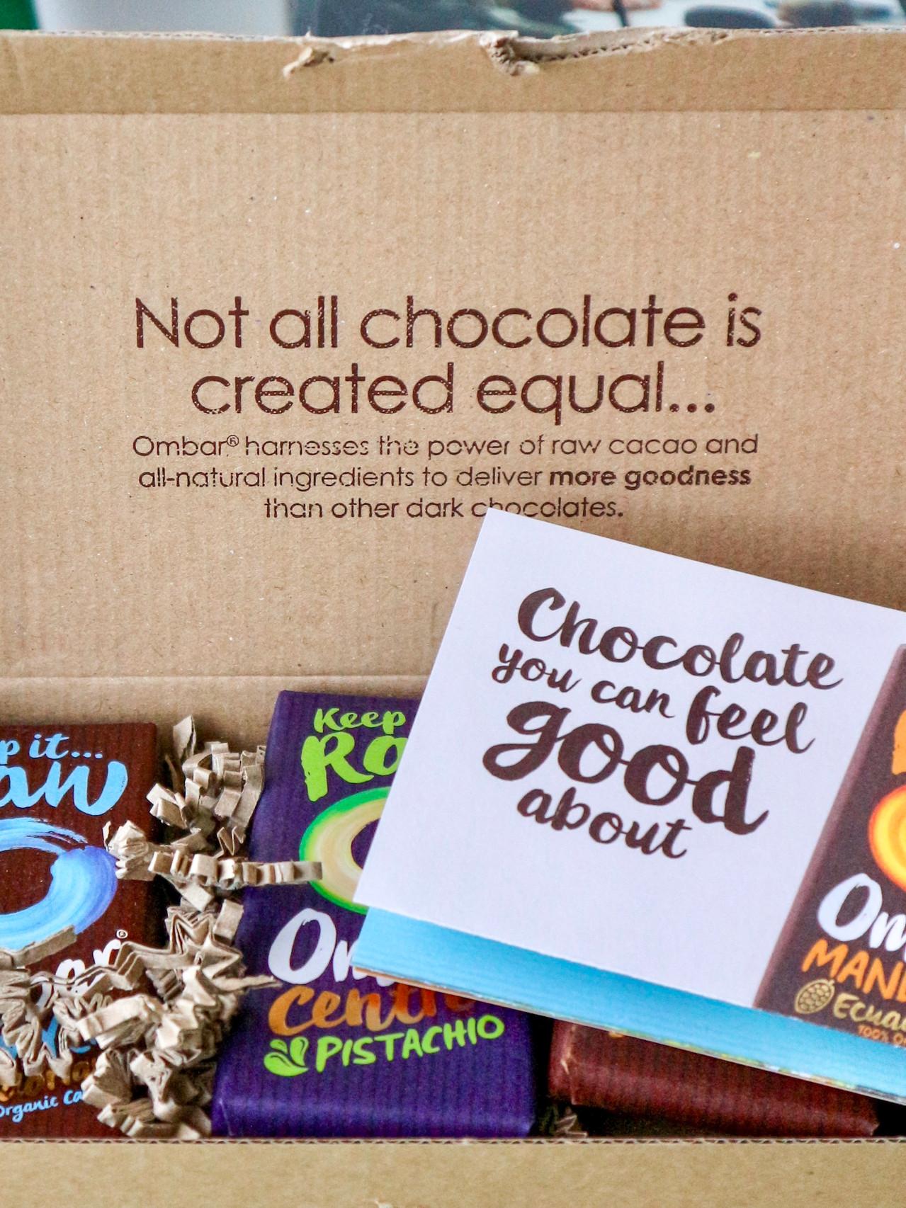 ombar, chocola, fairtrade, biologisch, rauw, vegan, glutenvrij, suikervrij, review, recensie, smaaktest