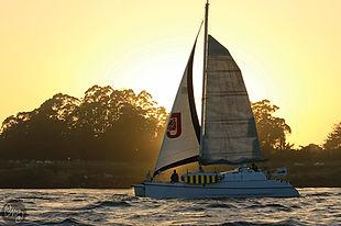 Santa Cruz Catamaran