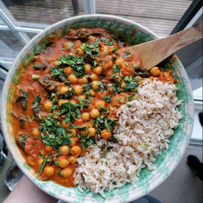 STORE CUPBOARD CURRY
