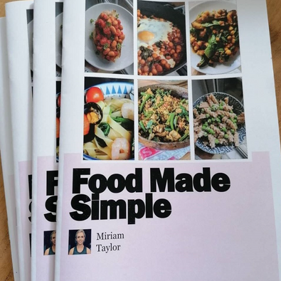 MY NEW COOK BOOK