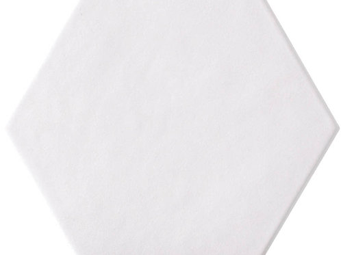 Hexagonal Blanc 200 x 175 x 100mm