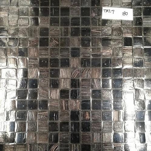 Vitreo 4mm Glass Mosaic ***208 20x20mm on a 316x316mm sheet