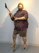 Barefoot Bunyan Brosephina / Moder-Lumber-Jack