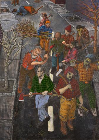 Urban Lumberjacks