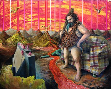 Sitcom Caveman