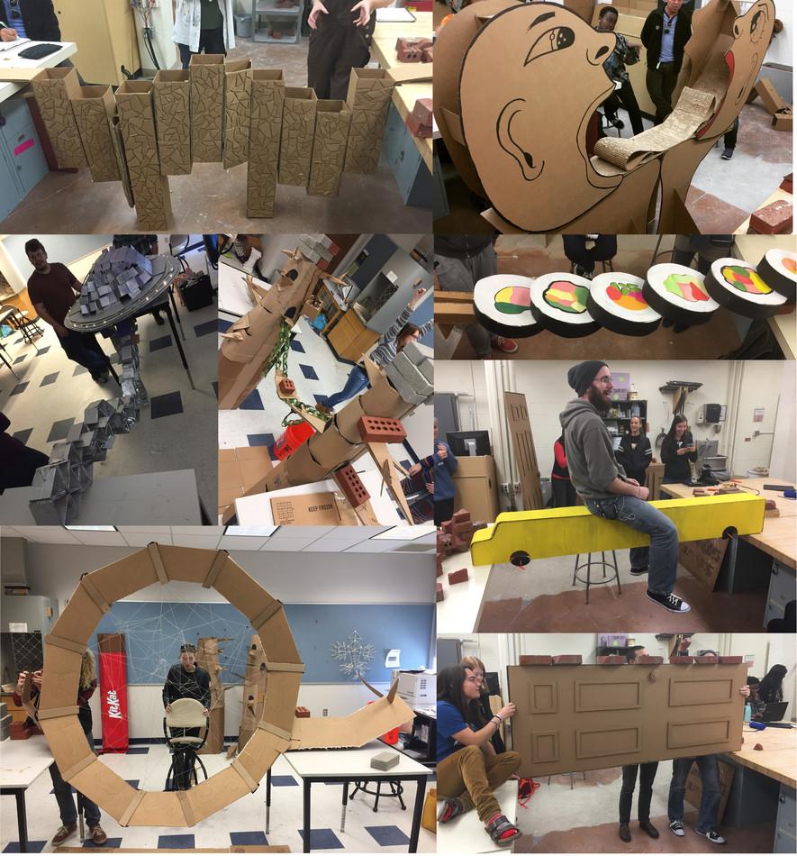 Collaborative Team Bridge Projects (6)