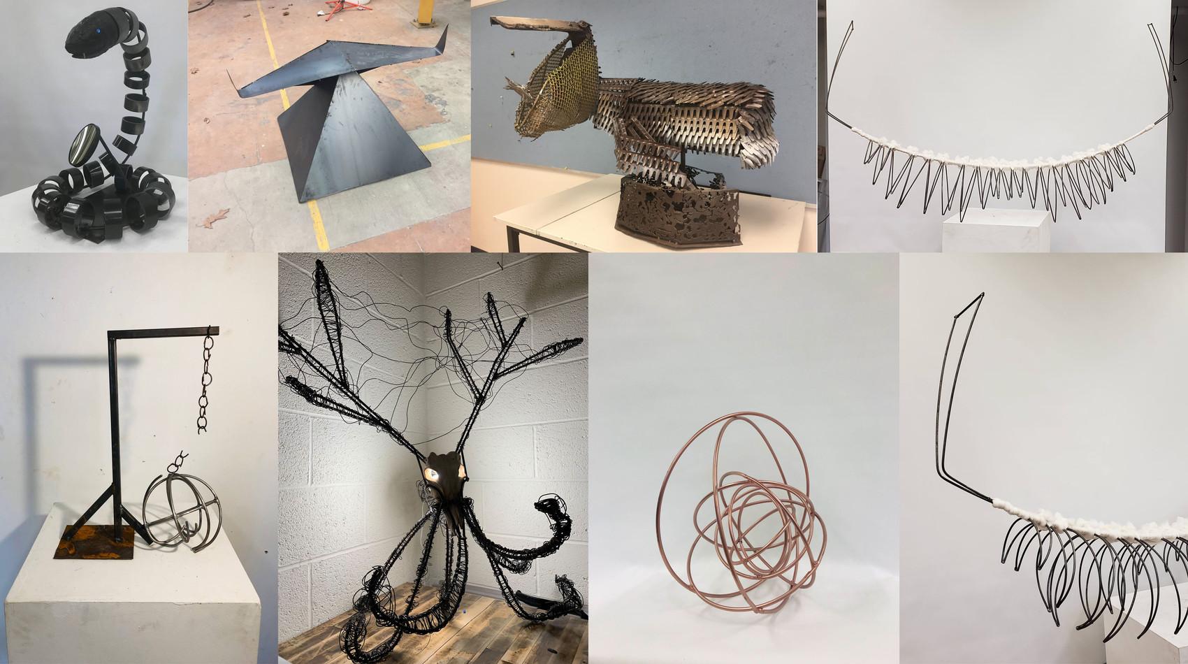 Steel Sculpture (10)
