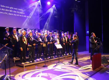 Song og Spelkorlaget leverte flott konsert på kulturscenen