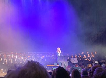 «Syng med oss» ble en vellykket sangkveld sammen med Anita Skorgan