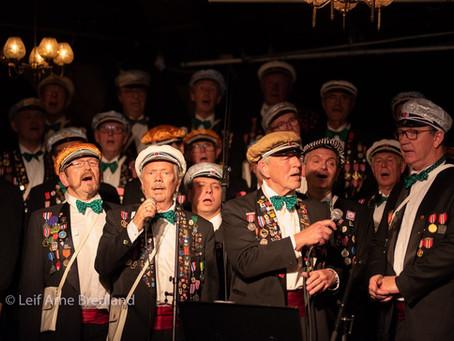 Flott konsert og et supert publikum på Sandnes Brygge