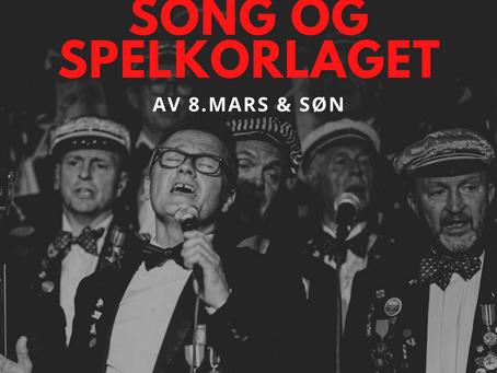 Ny CD fra Song og Spelkorlaget av 8 mars & Søn