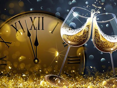 Takk for det gamle og et riktig godt nytt år!