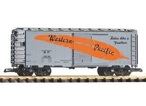 38860  WP Boxcar 19538 ,Orange Feather