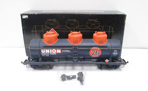 41609 UNICAL Triple Dome Tank Car