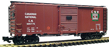 441657A Canadian National Maple Leaf
