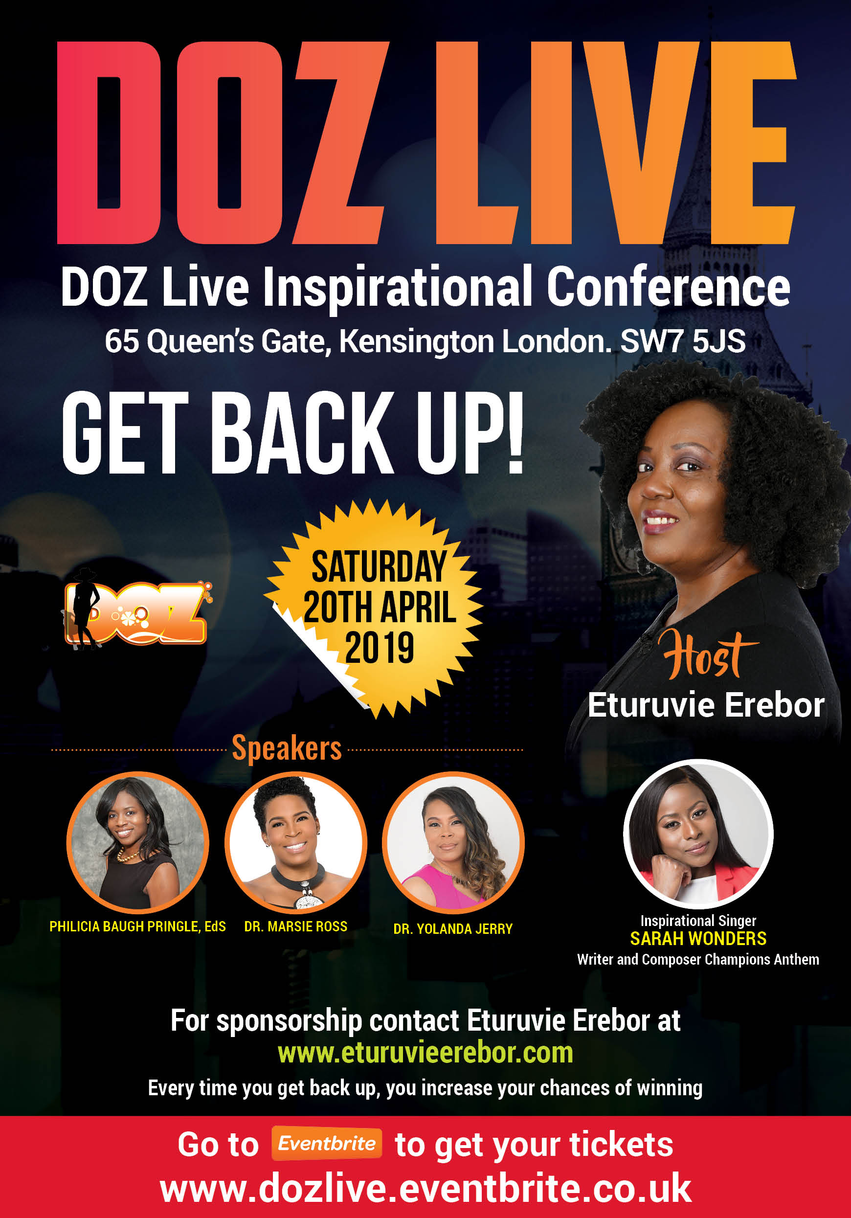 DOZ Live International Podcast