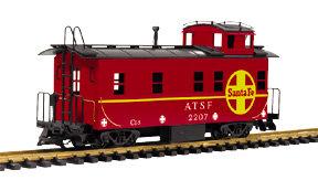 40790 Sante Fe CE5 Caboose