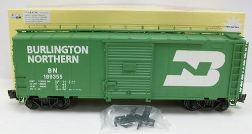 46063 Burlington Northern Steel Box Car