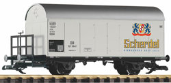 37946 DB IV 2-Axle Reefer w/Brake Platf., Scherdel