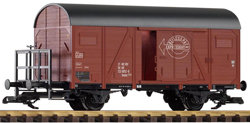 37945 DB IV 2-Axle Boxcar w/Brake Platf., Expressg