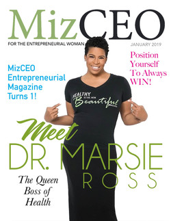 MIZ CEO Magazine Cover
