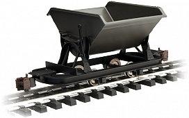 #92503 Side-Dump Car - Black