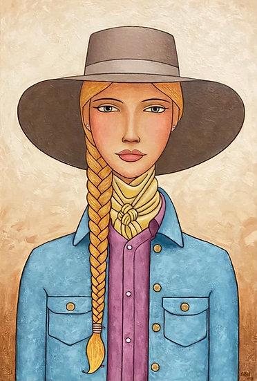 Buckaroo Girl