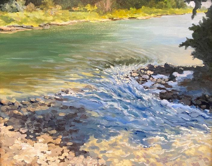 Medina Rapids