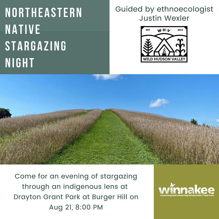 Northeastern Native Stargazing Night