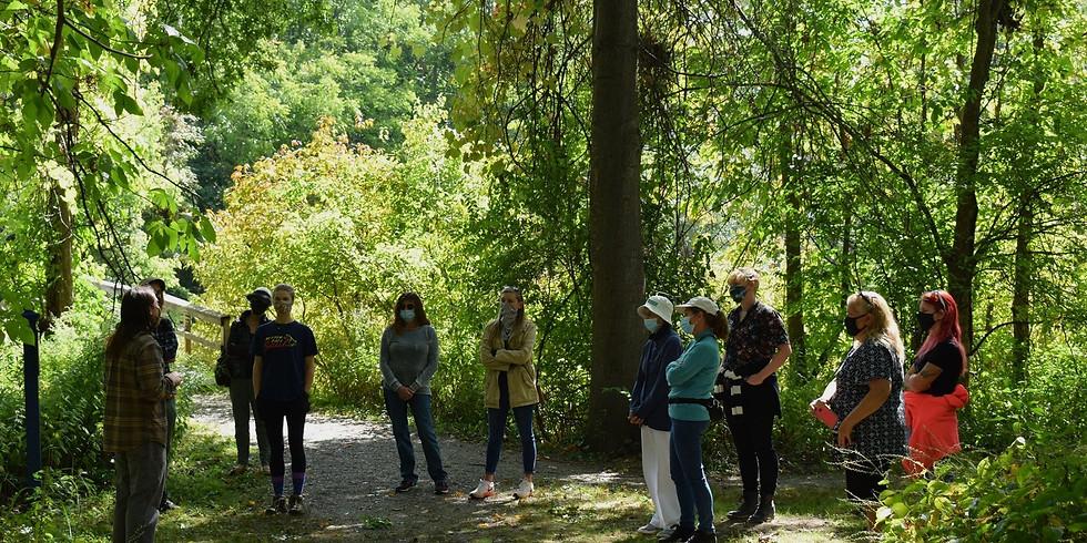 Native Plant Walk, Farm & Sanctuary Tour