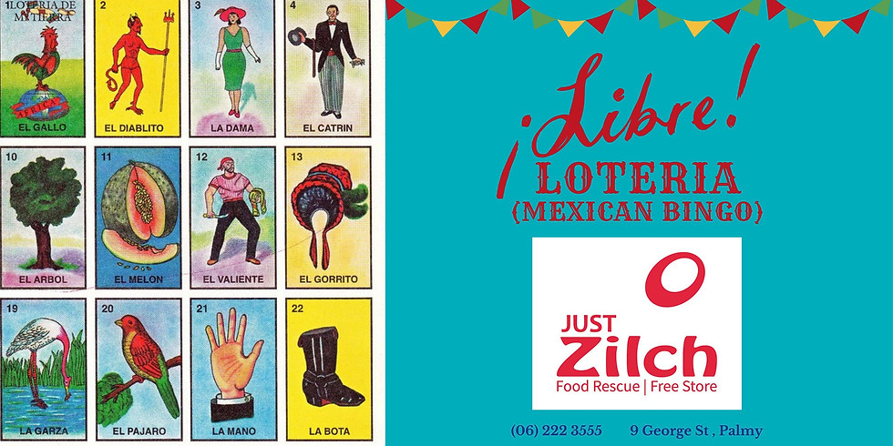 Libre Loteria x Just Zilch