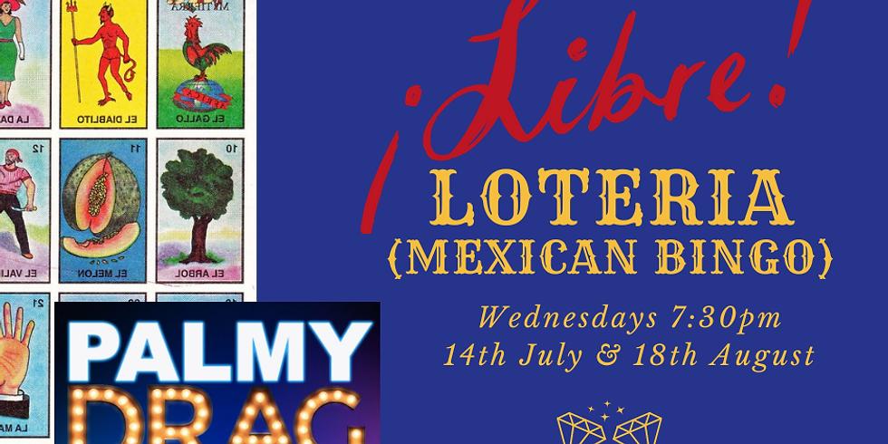 Libre Loteria x Palmy DragFest