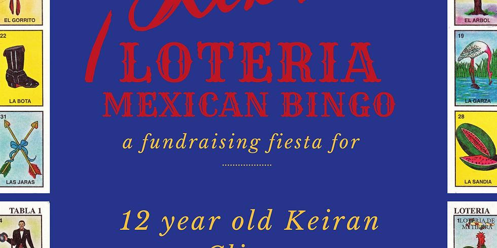Fundraiser for Kieran Climo