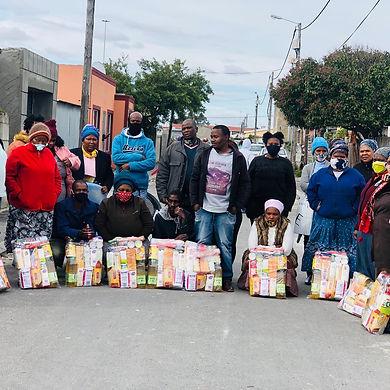 Food parcel recipients_June, 13, 2020