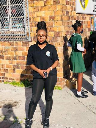 Amahle, 2019-2020 Intern