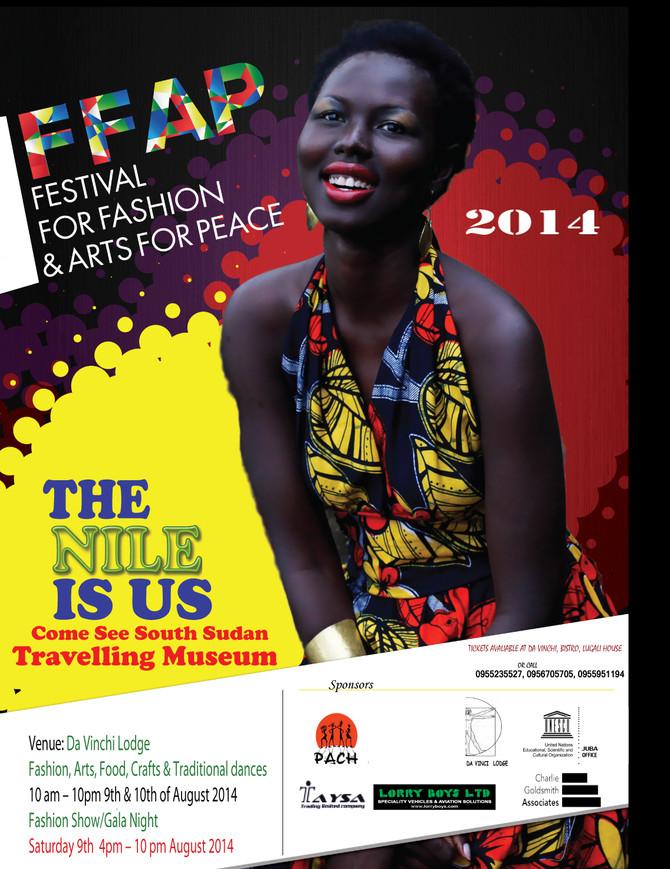 Festival of Fashion & Arts For Peace 2014