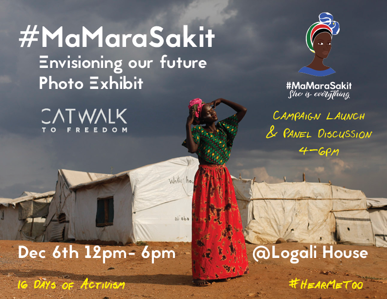 Catwalk to Freedom Event in Juba