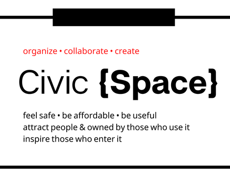 The power of spaces