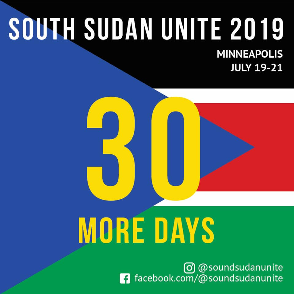 Catwalk to Freedom and House of Bany will be participating in the 2019 South Sudan Unite!