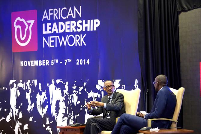 African Leadership Network 2014