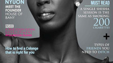 True African Cover October