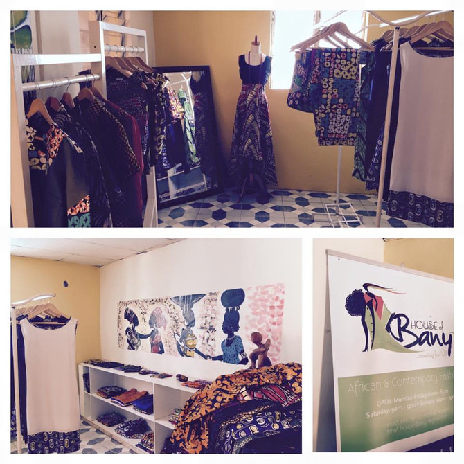 New House of Bany Shop in Juba!