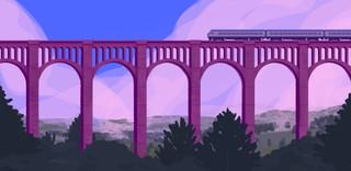Liminal Spaces: Railroads