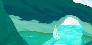 Liminal Spaces: At Sea