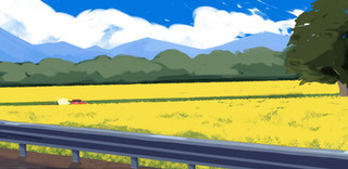 Liminal Spaces: Road Trip