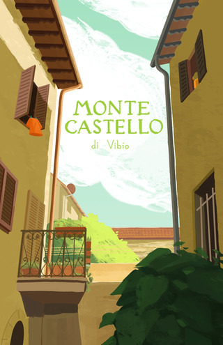 Road Less Traveled: Monte Castello